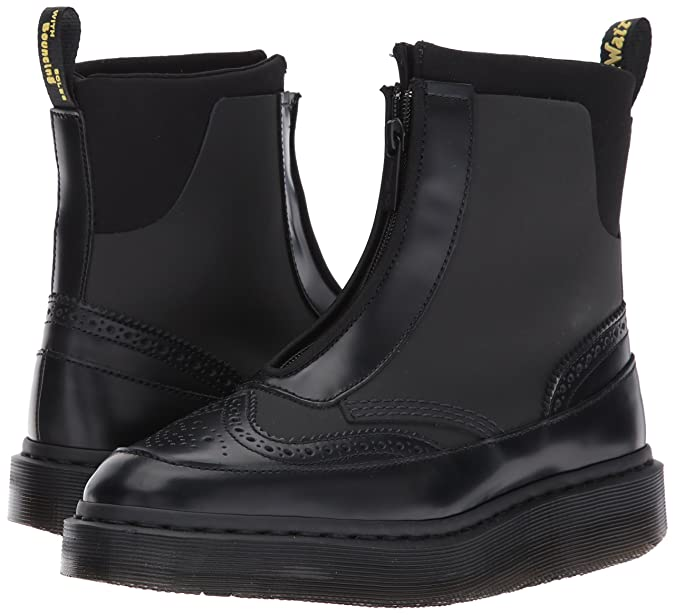 Dr. Martens Jemison W Stiefel black: : Schuhe