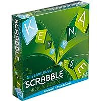 Scrabble Seyahat Boyu Türkçe – Kutu Oyunu, Mattel Games CJT14