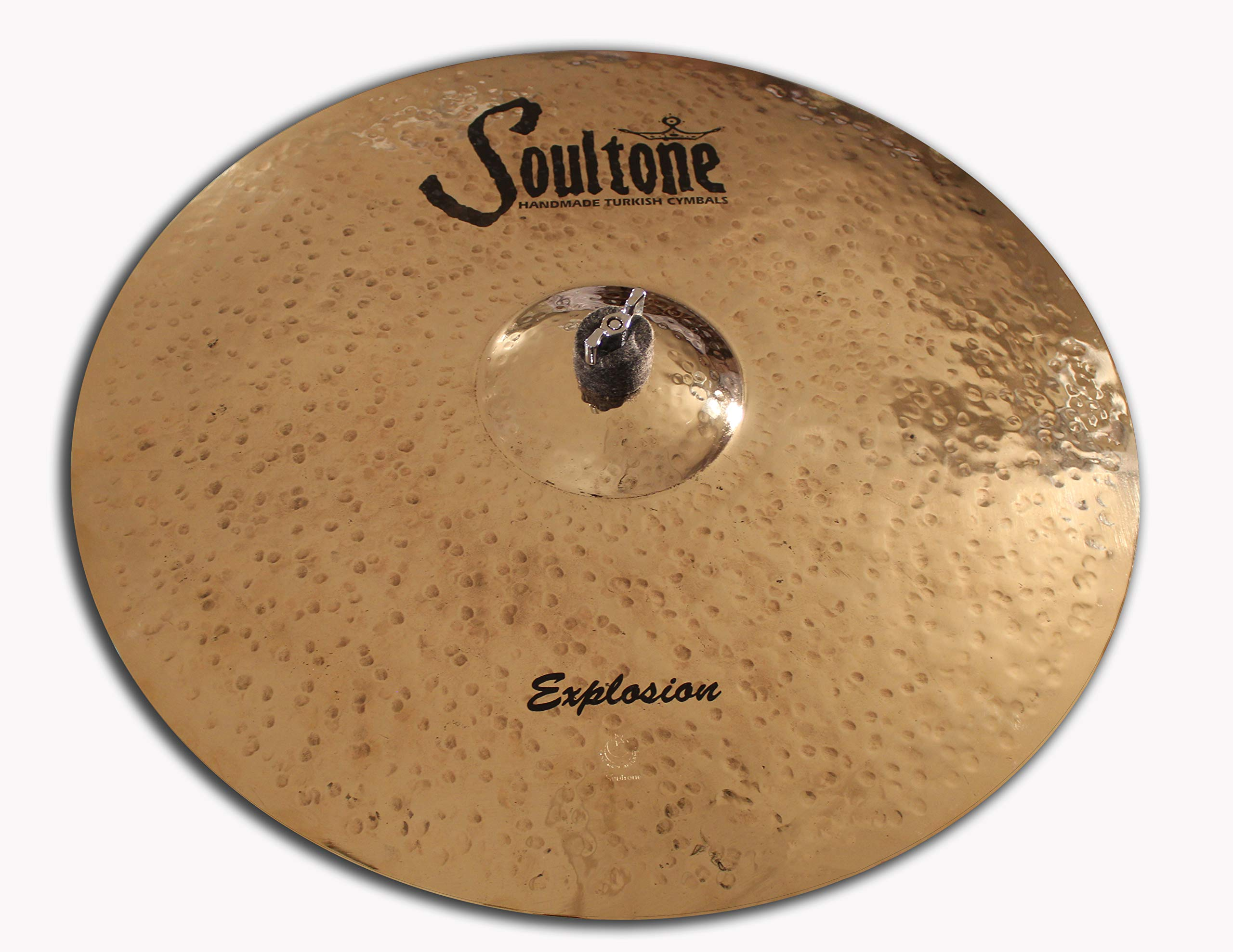 Soultone Cymbals Concert Cymbal 20 EXP-RID20 by Soultone Cymbals