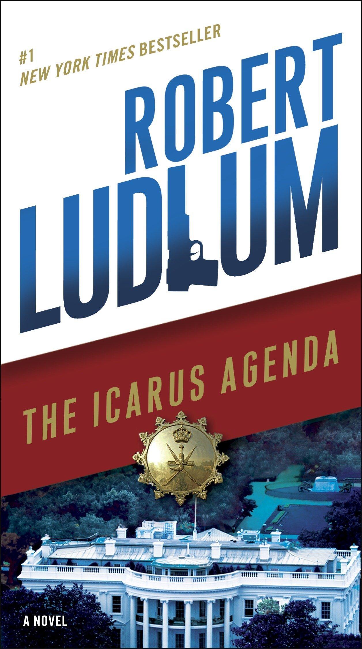 Amazon.com: The Icarus Agenda: A Novel (9780345539212 ...