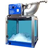 Paragon Arctic Blast Sno Cone Machine for Professional Concessionaires Requiring Commercial Heavy Duty Snow Cone Equipment 1/3 Horse Power 792 Watts