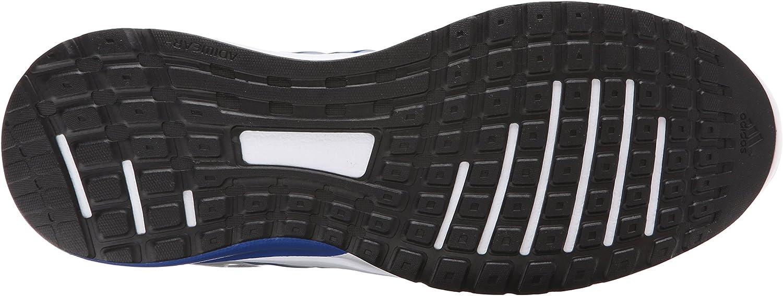 Adidas Performance Galaxy Elite Ff M Zapato corriente, Claro Onix / azul royal / negro, 8 M US: Amazon.es: Zapatos y complementos