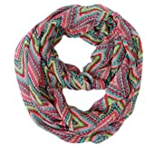 HDE Women's Sheer Infinity Scarf Soft Lightweight Loop Scarf