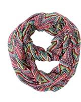 HDE Women's Lightweight Infinity Scarf Sheer Circle Loop Scarf