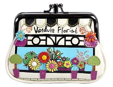 Amazon.com: Vendula London Mujer Diseñador cartera Piel ...