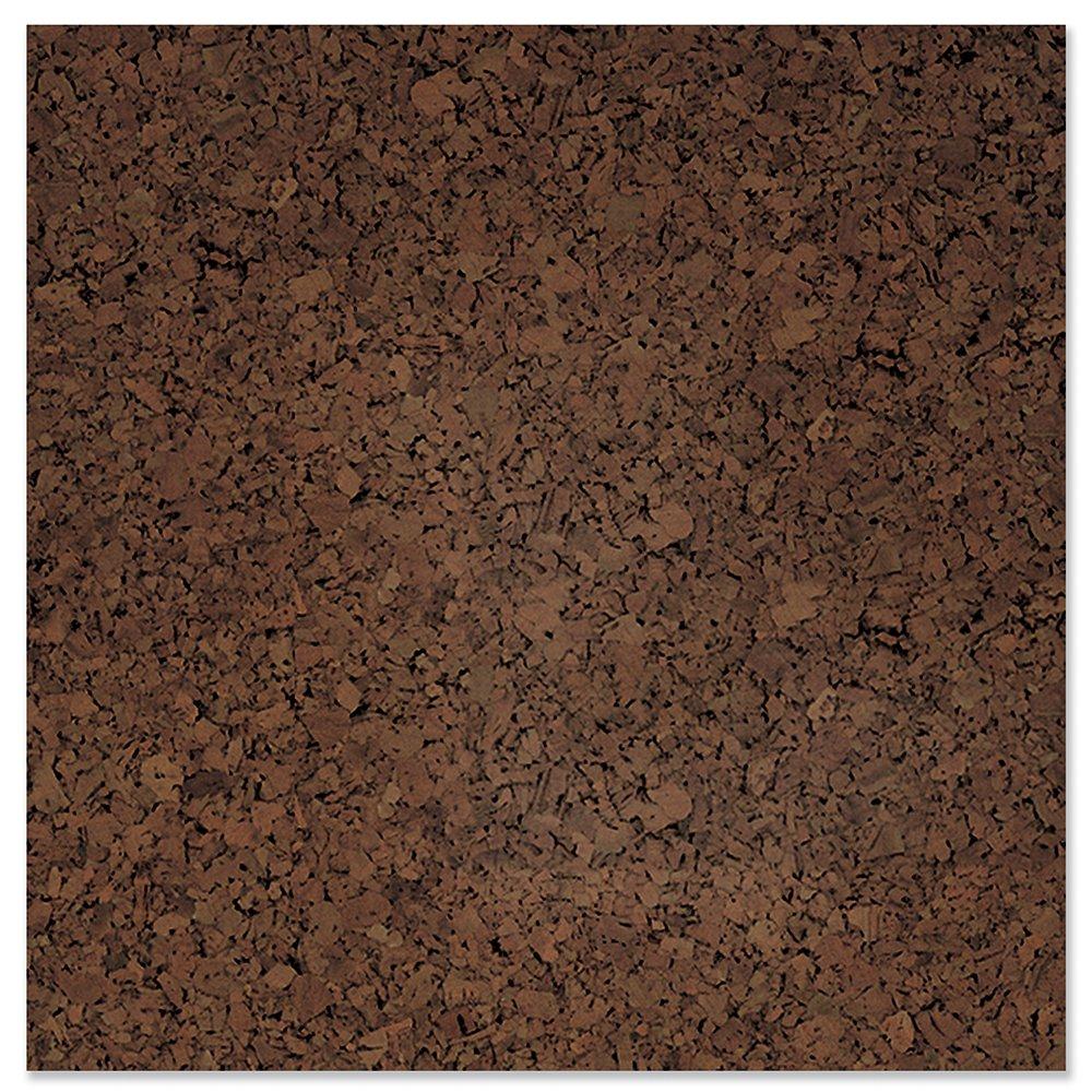 Design Cork Board Tiles amazon com quartet cork tiles 12 x corkboard mini wall bulletin boards dark brown 4 pack 15050q panel pins offic