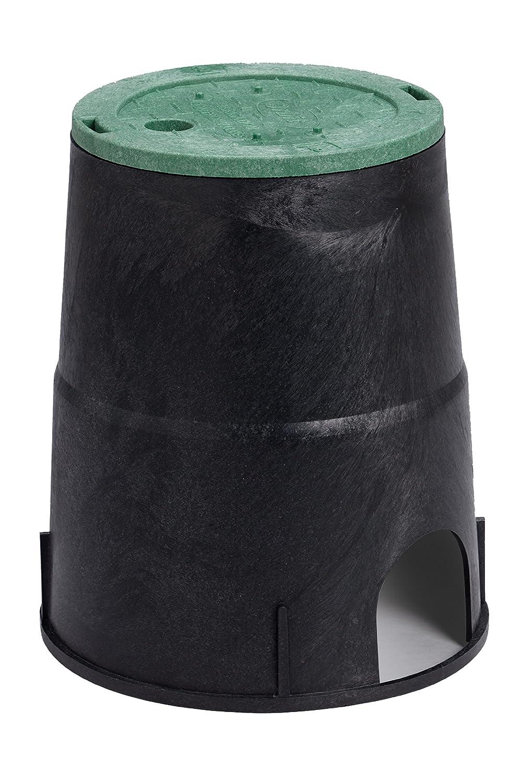 Orbit 53210 Sprinkler System 7-Inch Circular Valve Box