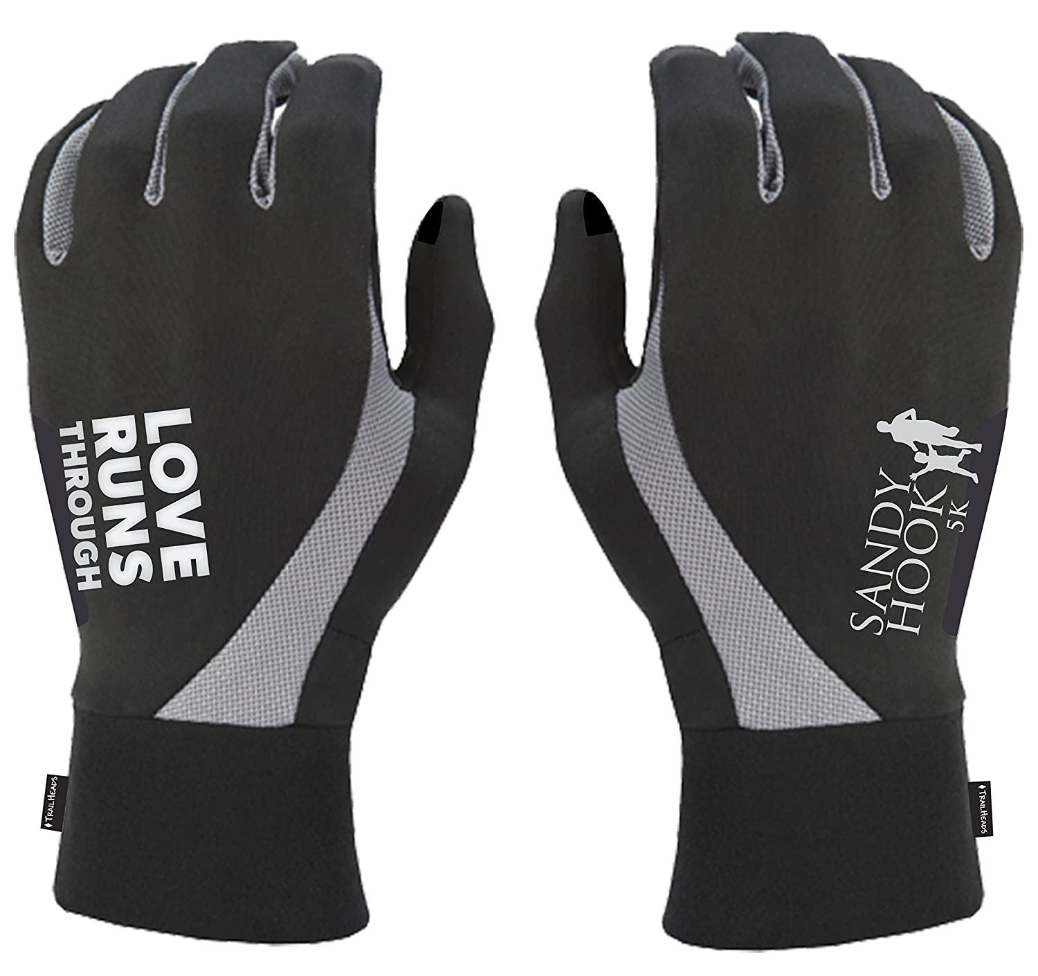 TrailHeads Running Gloves | Lightweight Gloves with Touchscreen Fingers | The Elements