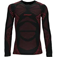 Spyder Boy's Racer (Boxed) L/S Top - Camiseta