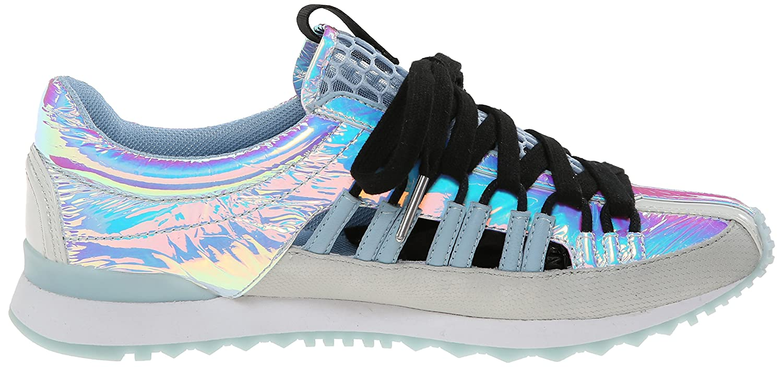 L.A.M.B. Women's Bennie Fashion Sneaker B00OPIU4ZO 7.5 B(M) US|Pink/Light Grey