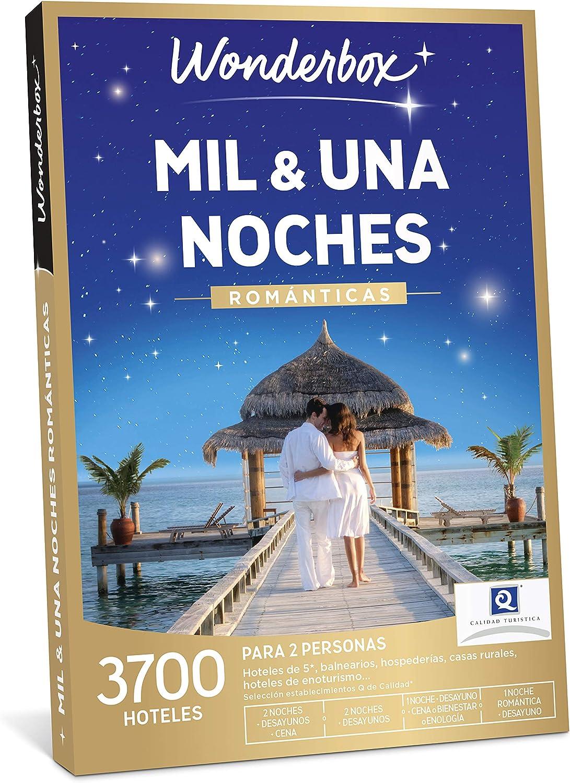 mil y una noches romanticas wonderbox