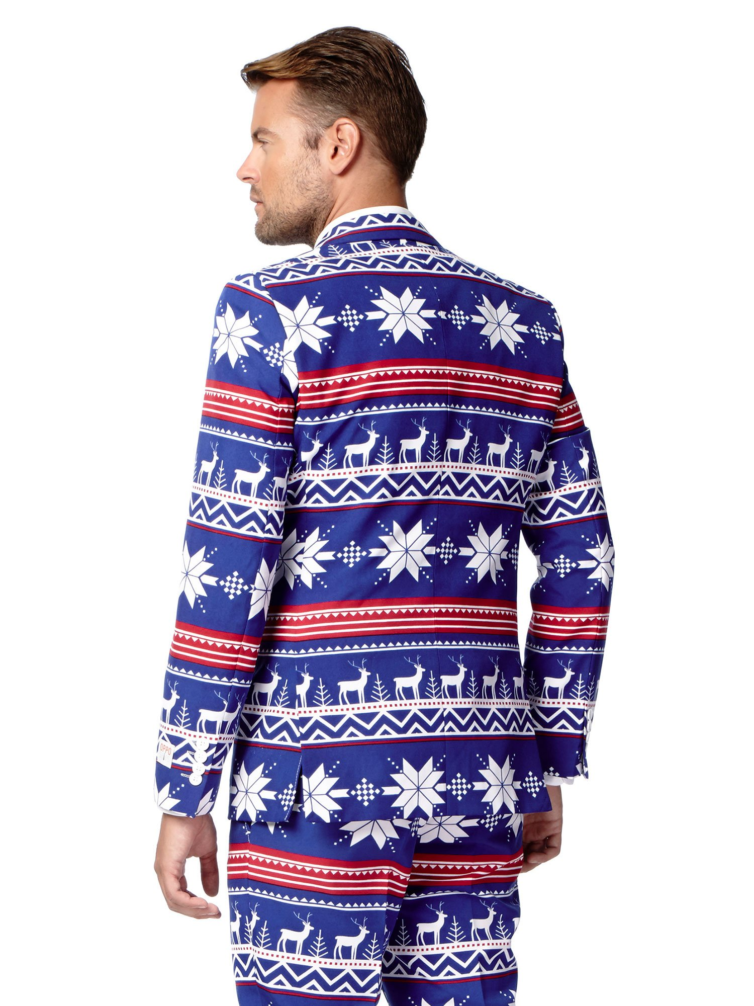6ce9e8c32d4e11 OppoSuits Christmas Suits for Men in Different Prints – Ugly Xmas ...