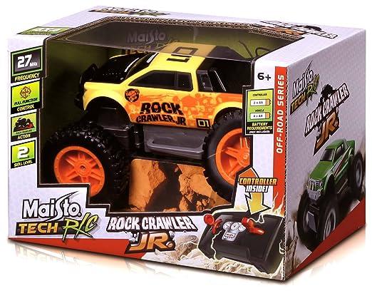 215 opinioni per Maisto 81162- R/C Rock Crawler Junior