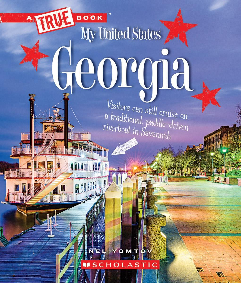 Georgia (True Book My United States) PDF