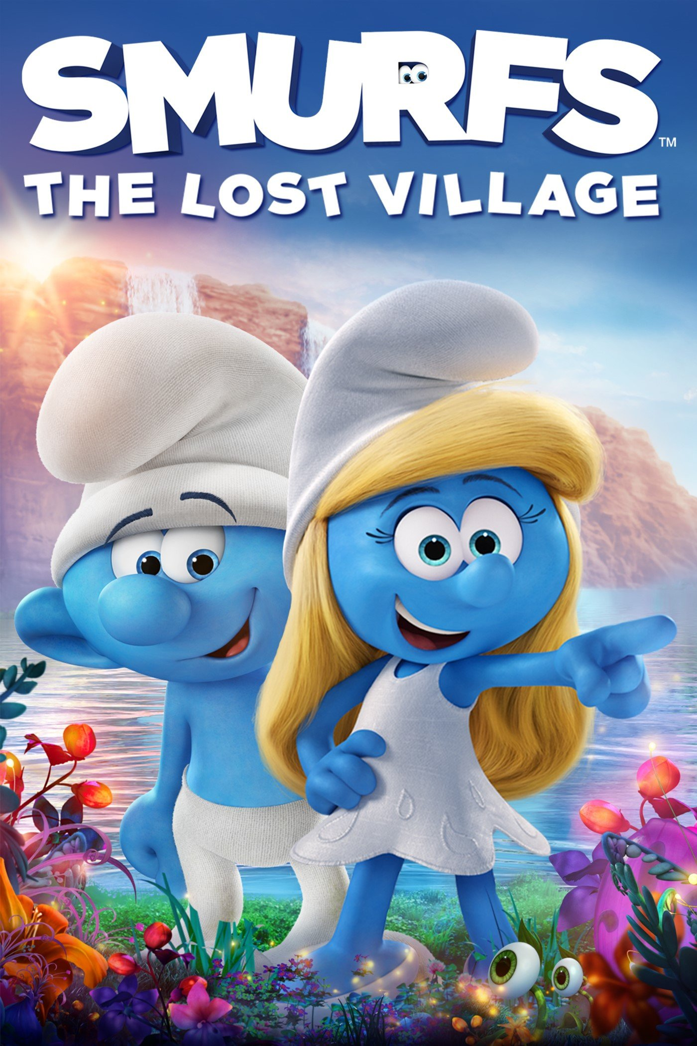 Smurfs: The Lost Village (4K UHD) on Amazon Prime Video UK