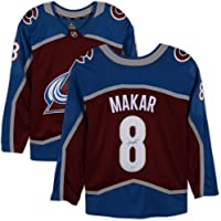 $269 » Cale Makar Colorado Avalanche Autographed Burgundy Fanatics Breakaway Jersey - Autographed NHL Jerseys
