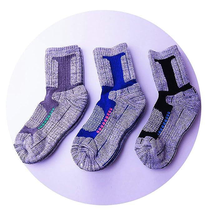AnaZoz Calcetines Gruesos Calcetines Deportivos Hombre Calcetines Montaña Calcetines de Esqui Hombre: Amazon.es: Ropa y accesorios