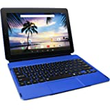 """Pro12 with WiFi 12.2"""" 2-in-1 Touchscreen Tablet with Keyboard Android 6.0 ISP 1920 x 1200 (32G, Blue)"""