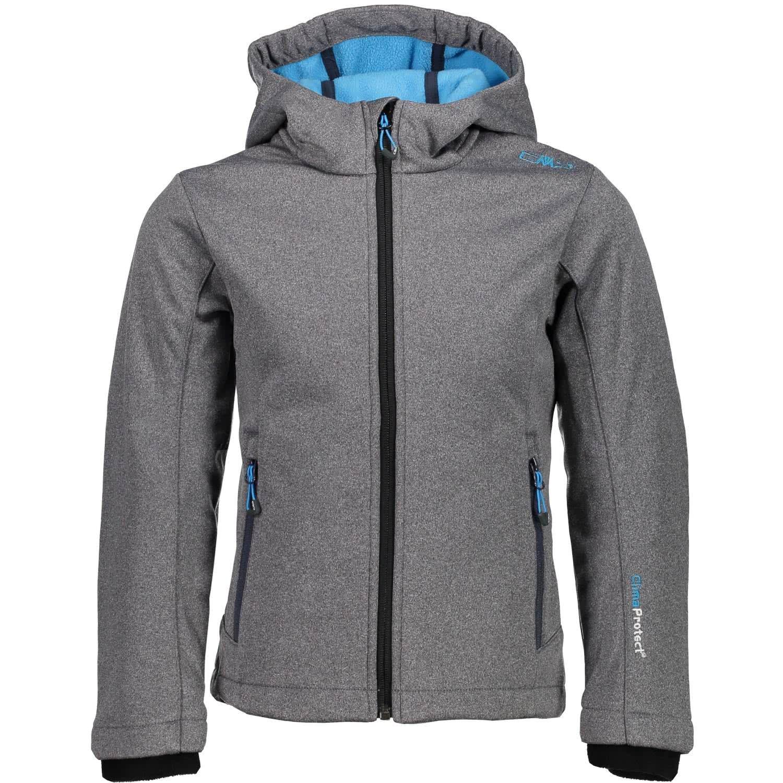 Fix Hood Jacket Veste Hybride pour Enfants Rouge CMP
