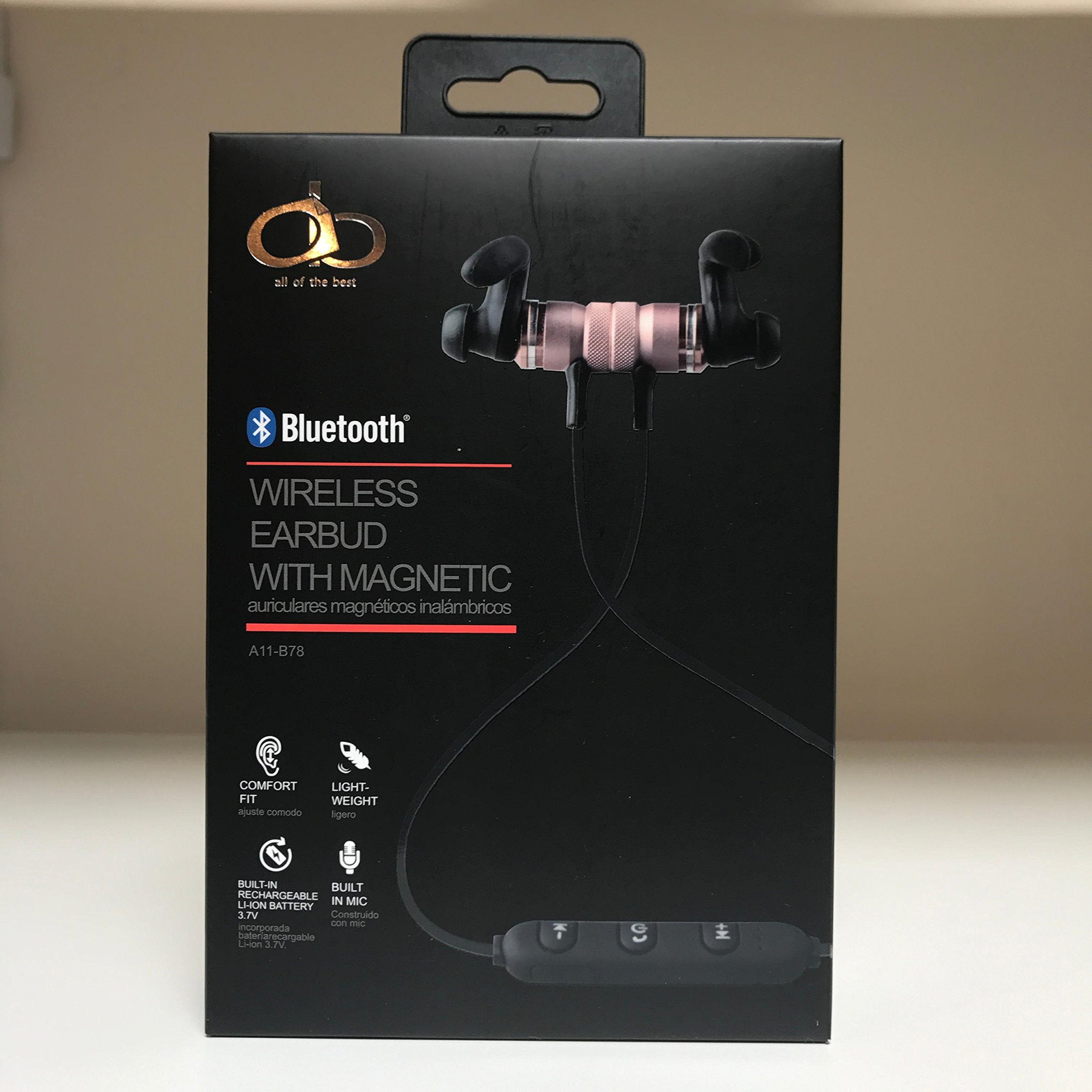 all of the best - Wireless Earbud with Magnetic - Bluetooth