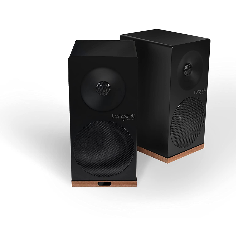 Tangent Spectrum X5BT Phono 50W Negro altavoz - Altavoces (De 2 vías, Inalámbrico y alámbrico, 3.5mm/Bluetooth, 50 W, 60-20000 Hz, Negro)