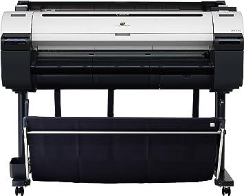 Canon imagePROGRAF iPF770 Color Large Format Inkjet Printer Plotter Color Impresora de inyección de Tinta: Amazon.es: Electrónica