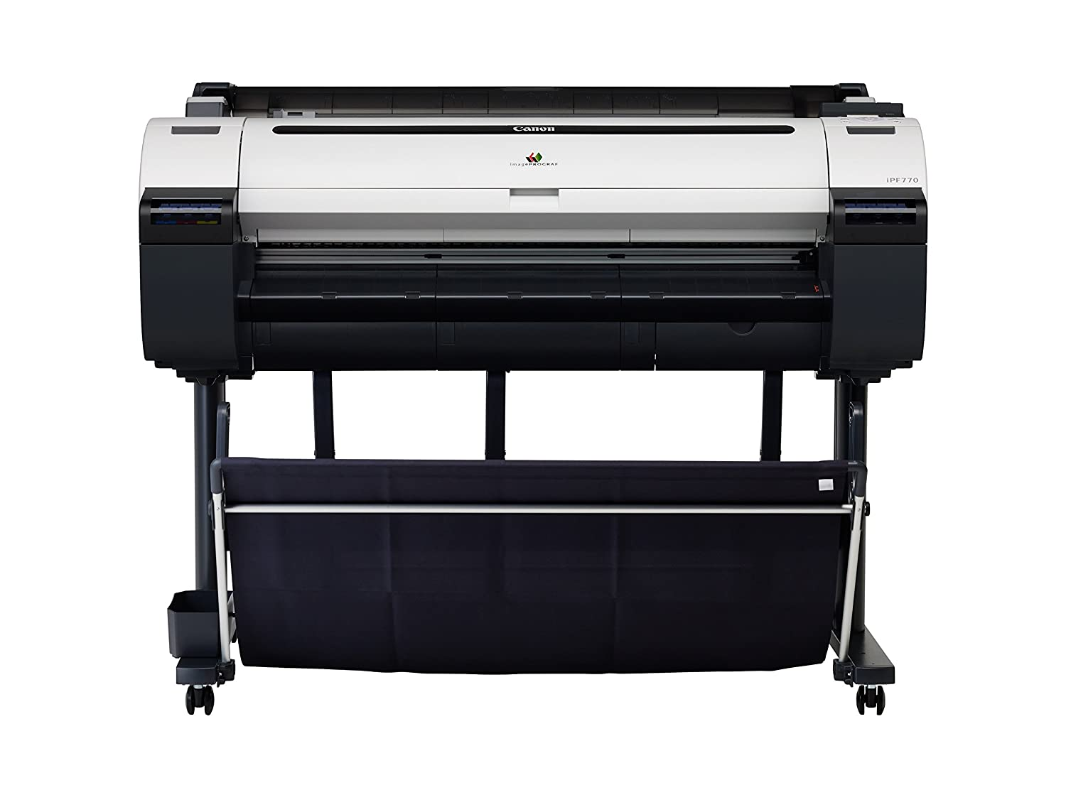 Amazon.com: Canon imagePROGRAF iPF770 Color Large Format ...