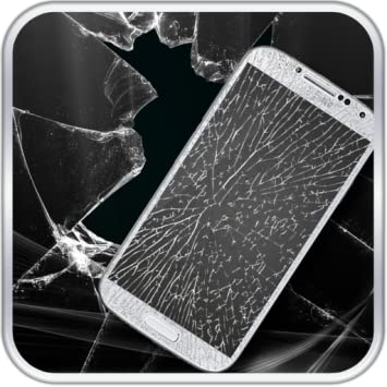 Broken Screen And Cracked Prank
