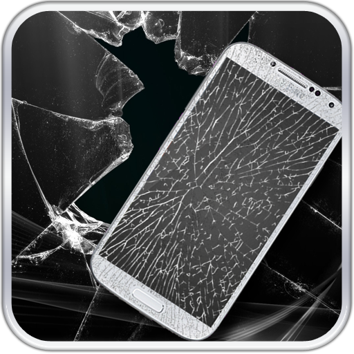 Amazon Broken Screen And Cracked Prank Appstore For Android