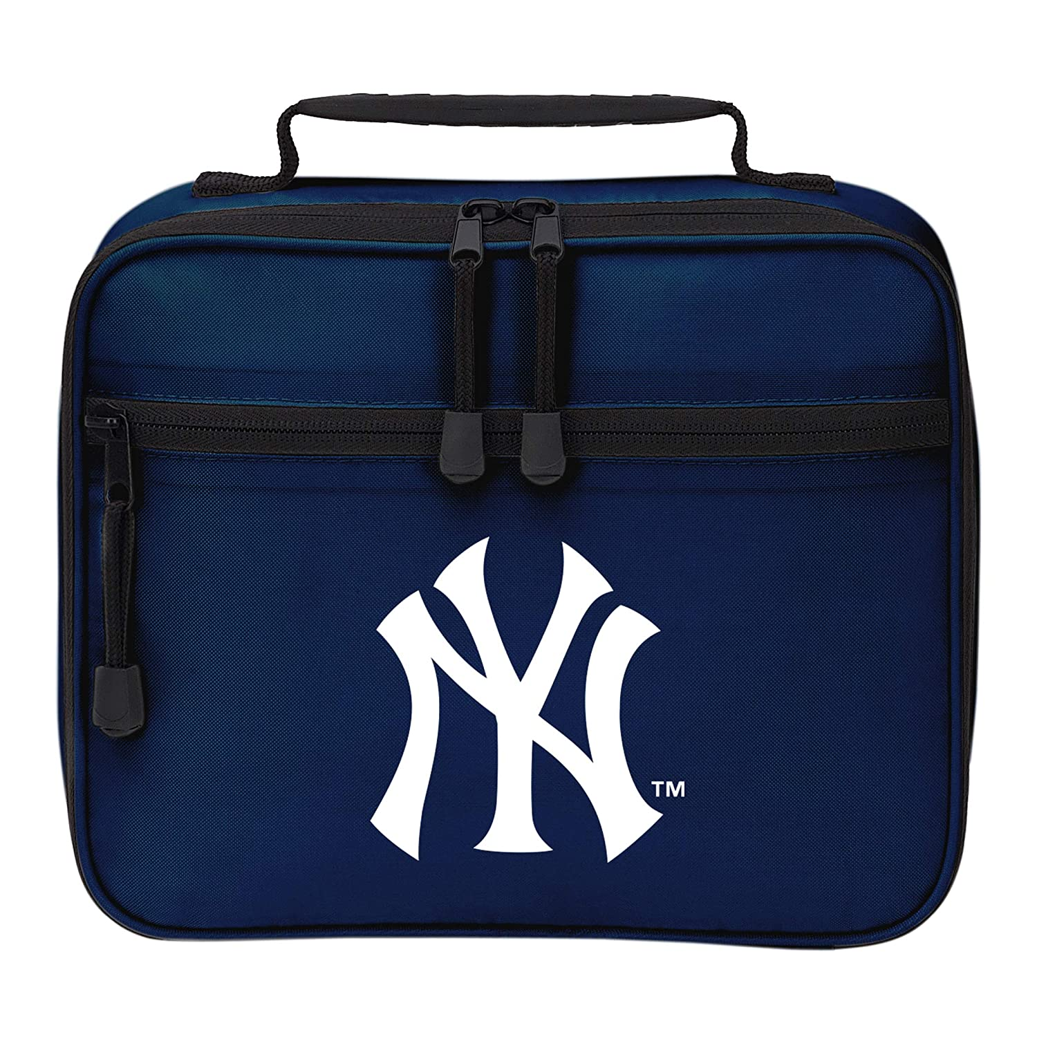 Blue 10 x 3 x 8 MLB New York Yankees Cooltime Lunch KitCooltime Lunch Kit