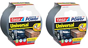 Bekannt tesa Reparaturband extra Power Universal , silber, 25m x 50mm LI16