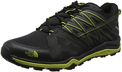 f518378352d THE NORTH FACE Men s Hedgehog Fastpack Lite II Gore-Tex Low Rise Hiking  Boots