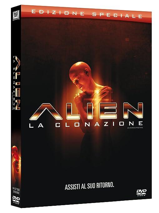 Alien - La clonazione edizione speciale Italia DVD: Amazon.es ...