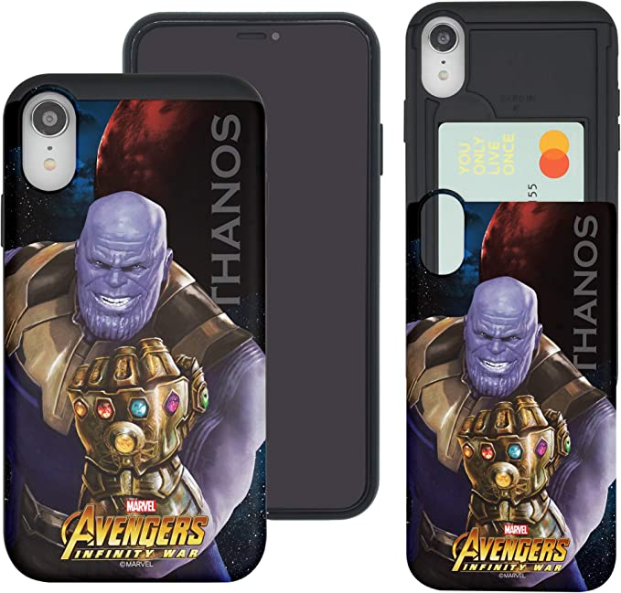 coque iphone 8 avengers infinity war