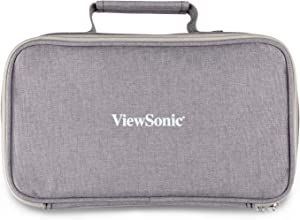 ViewSonic PJ-CASE-010 Zipped Soft Padded Carrying Case for M1 Projector Gray