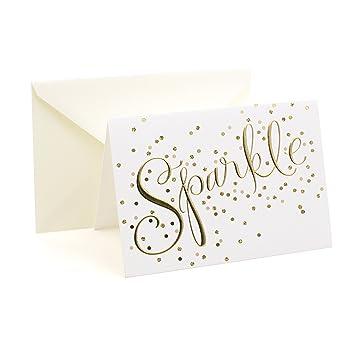 hallmark happy new year card sparkle
