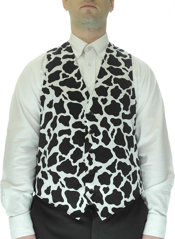 SixStarUniforms Giraffe Vest for Men