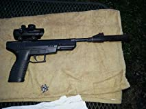 Awesome buy on a powerful 177 pellet pistol.... !