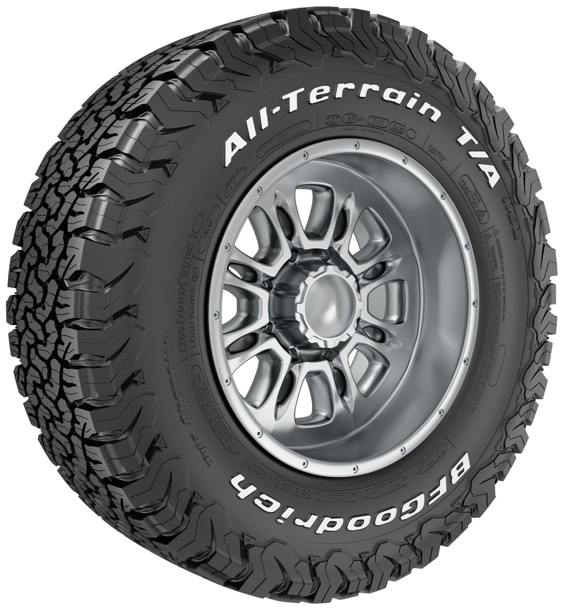 BF Goodrich All Terrain T/A KO8 M+S - 885/8R8 8S - All-Season Tire