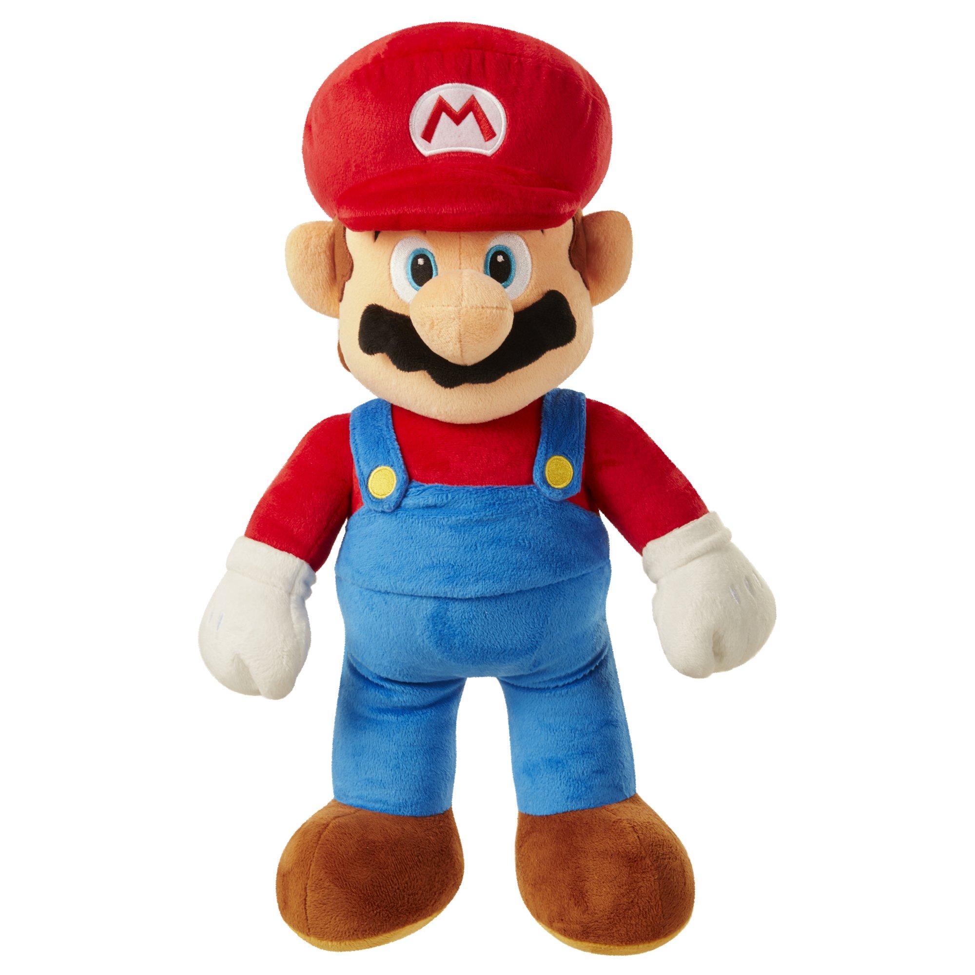 World of Nintendo Mario Jumbo Plush by Nintendo