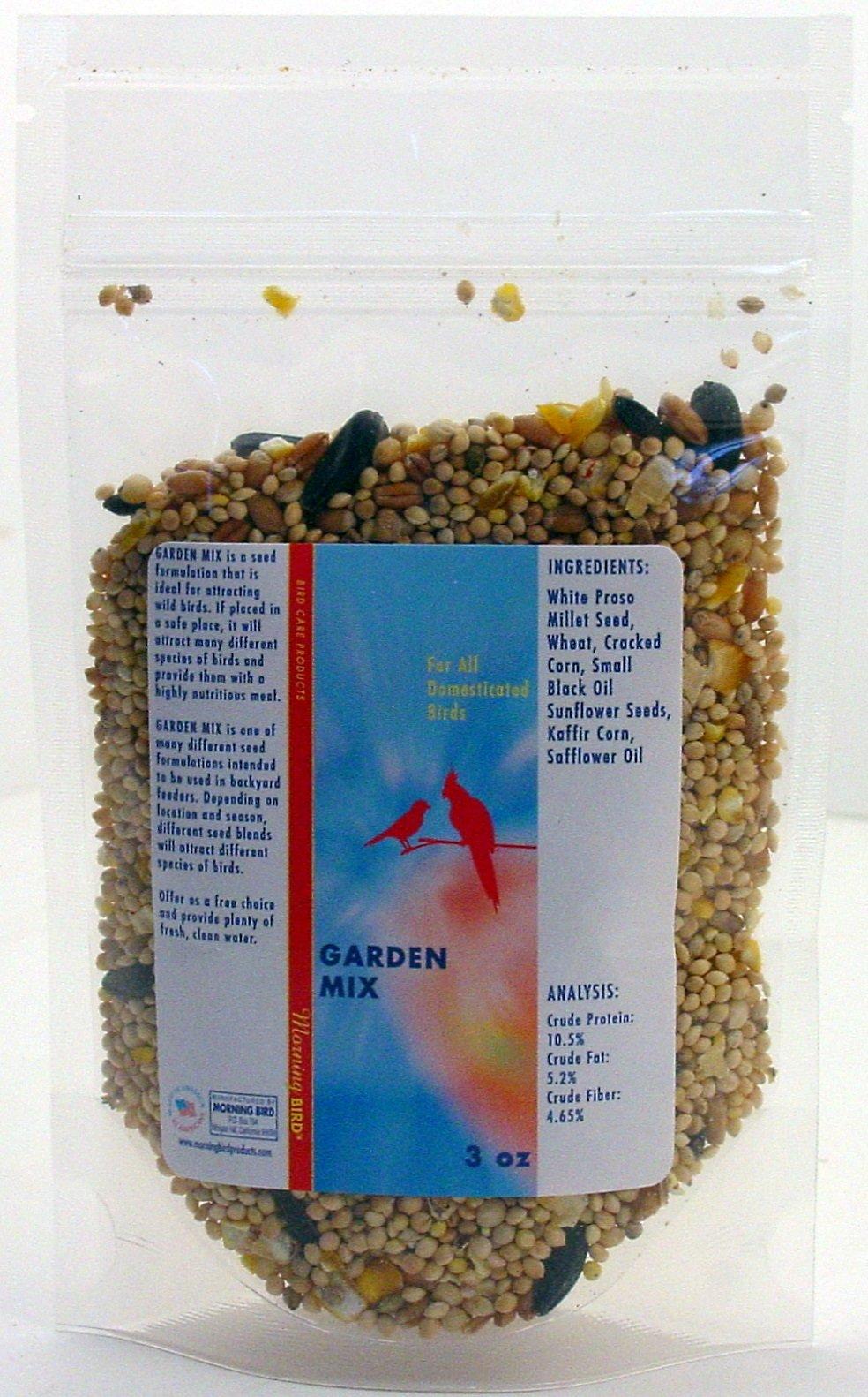 Morning Bird Garden Mix (3 oz)