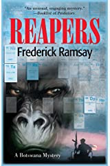 Reapers: A Botswana Mystery #2 (Botswana Series) Kindle Edition