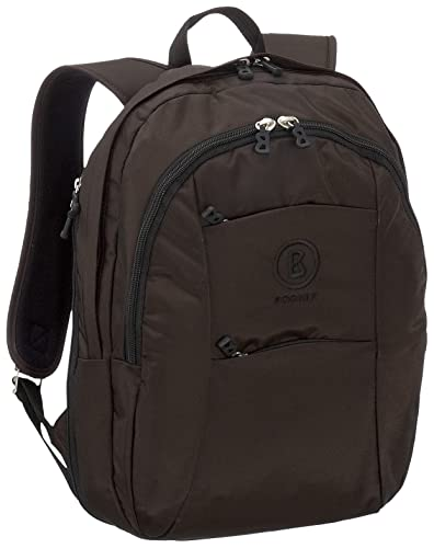 66d3e74c9d Bogner Unisex - Backpacks 30x11x40 Brown New Oak Black  Amazon.co.uk  Shoes    Bags