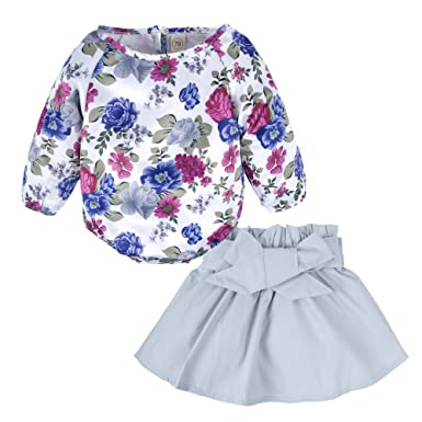 Baby Girl Outfit Floral Top And Mustard Shorts Brand New Size 80 12-18 Months Buy One Give One Clothing, Shoes & Accessories