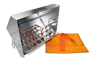 Lightweight Aluminum Reflector Oven