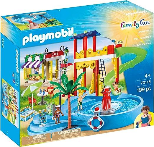 PLAYMOBIL - Parque Acuático: Amazon.es: Juguetes y juegos