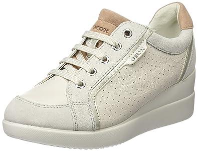D Geox Stardust Et Chaussures Baskets A Sacs Basses Femme TA64Awqd