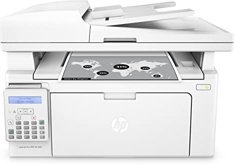 HP LaserJet Pro M130fn All-in-One Laser Printer with print security, Amazon Dash Replenishment ready (G3Q59A). Replaces HP M127fn Laser Printer, ...