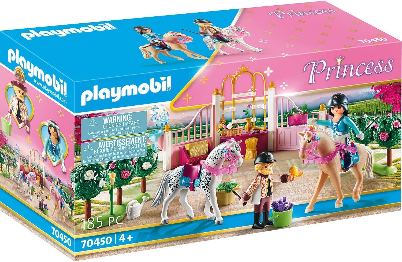 Playmobil - Clases de Equitación en el Establo