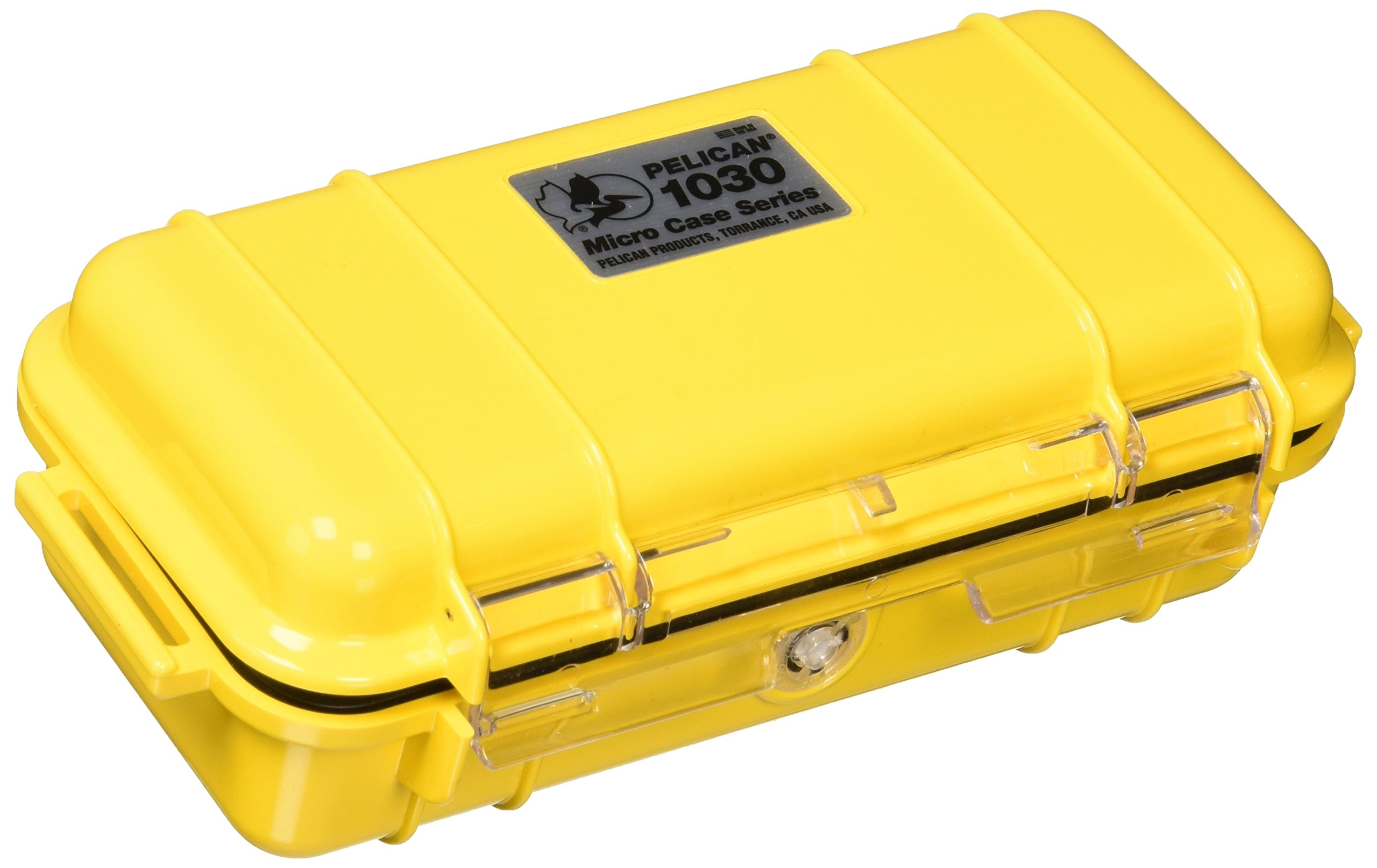 Pelican 1030-025-240 Micro CASE, Yellow
